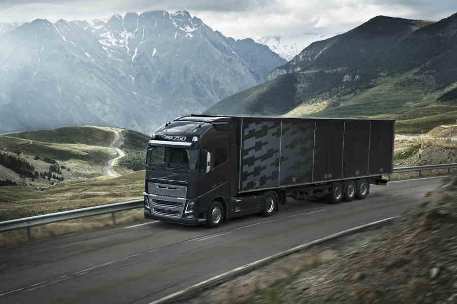 Перевозка грузов автомобильным транспортом по России